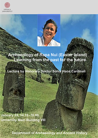 Open lecture Easter Island